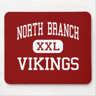 North Branch - Vikings - High - North Branch Mouse Mat