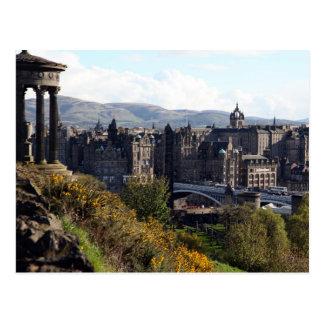 North Bridge, Edinburgh Postcard