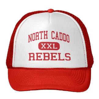 North Caddo - Rebels - Magnet - Vivian Louisiana Cap