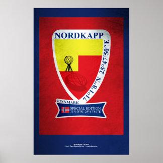 North Cape Poster