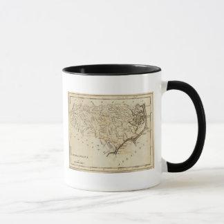 North Carolina 11 Mug