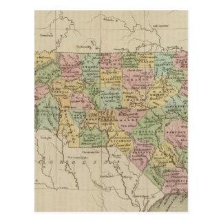 North Carolina 5 Postcard
