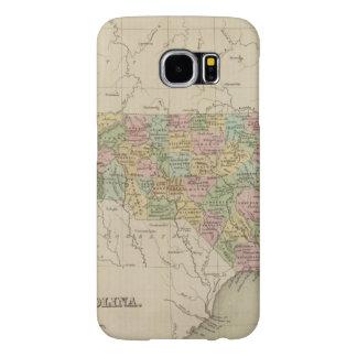 North Carolina 5 Samsung Galaxy S6 Cases