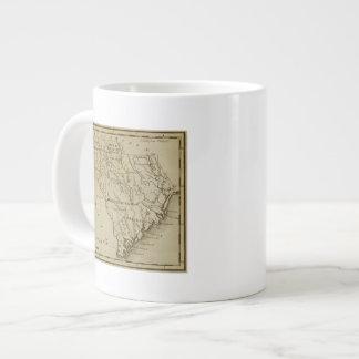North Carolina 8 Giant Coffee Mug