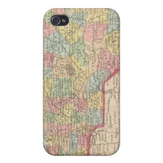 North Carolina 8 iPhone 4 Case