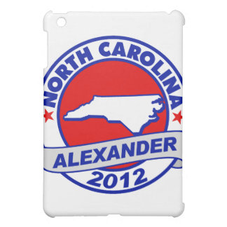 North Carolina Alexander iPad Mini Cover