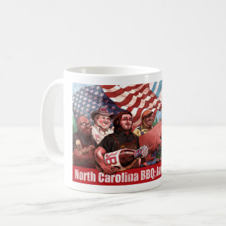 North Carolina BBQ Mug