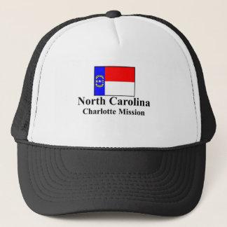 North Carolina Charlotte Mission Hat
