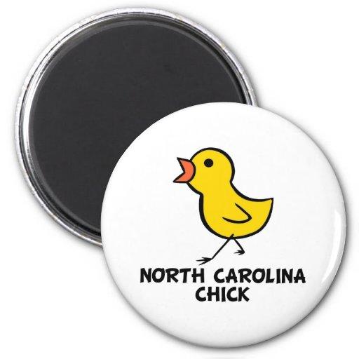 North Carolina Chick Magnet