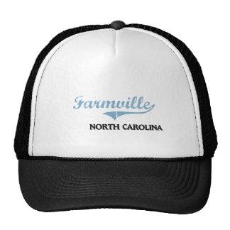 North Carolina City Classic Cap