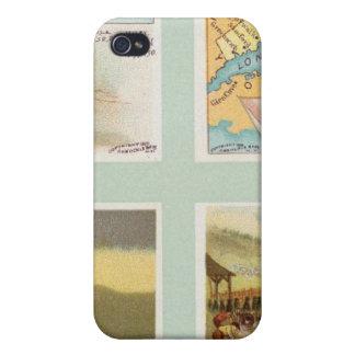 North Carolina, Connecticut, West Virginia, Ohio Cover For iPhone 4