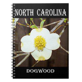 North Carolina Dogwood Notebook