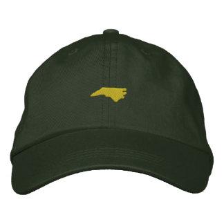 North Carolina Embroidered Hats