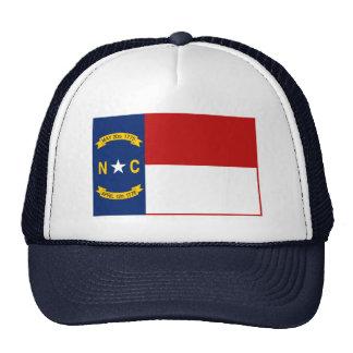 North Carolina Flag Hat