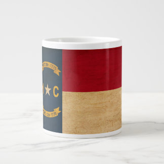 North Carolina Flag Large Coffee Mug
