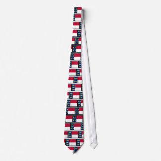 North Carolina Flag Tie