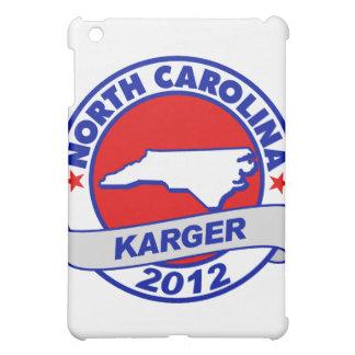 North Carolina Fred Karger Cover For The iPad Mini