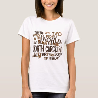 North Carolina (Funny) Gift T-Shirt
