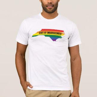 North Carolina HB2 Embarrassment T-Shirt