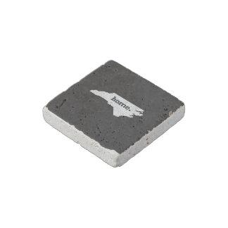 North Carolina Home Stone Magnet