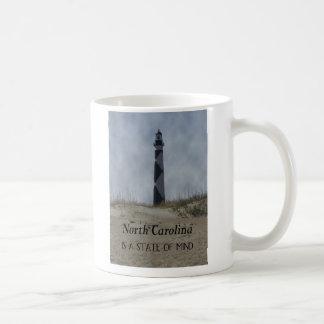 North Carolina is a state of mind Coffee Mug