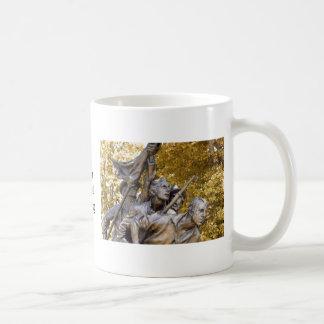North Carolina Memorial Gettysburg Coffee Mug