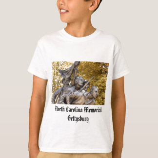 North Carolina Memorial Gettysburg T-Shirt
