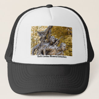 North Carolina Memorial Gettysburg Trucker Hat