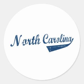 North Carolina New Revolution Sticker