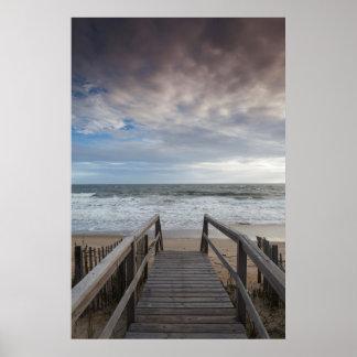 North Carolina, Outer Banks National Seashore 1 Poster