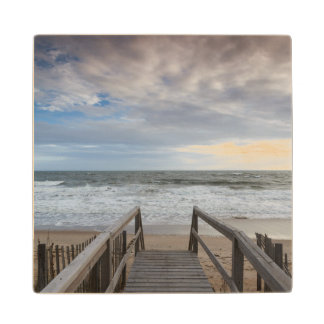 North Carolina, Outer Banks National Seashore 1 Wood Coaster