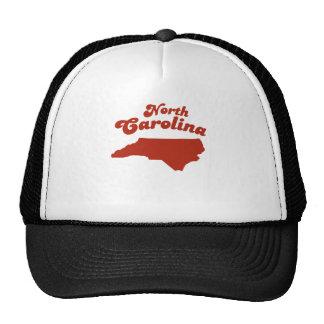 NORTH CAROLINA Red State Hats