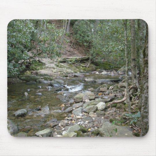 North Carolina River Mouse Mat