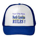 North Carolina Rules ! Trucker Hats