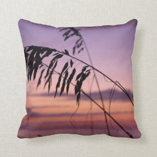 North Carolina Sea Oats Cushion