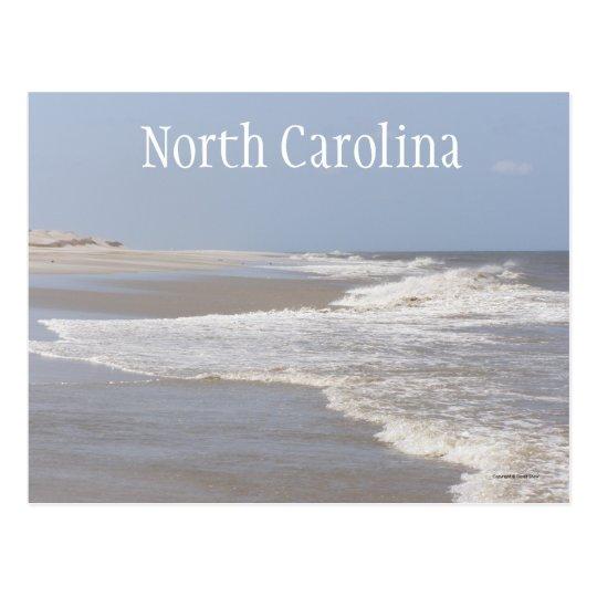 North Carolina Seascape Postcard