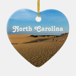 North Carolina Shore Christmas Ornament