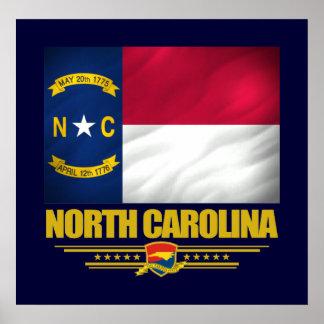 North Carolina (SP) Poster