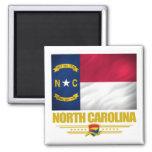 North Carolina (SP) Square Magnet