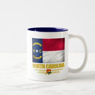North Carolina (SP) Two-Tone Coffee Mug