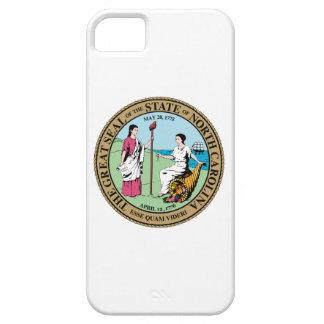North Carolina state seal america republic symbol Barely There iPhone 5 Case