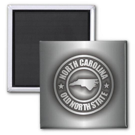 """North Carolina Steel"" Magnet"