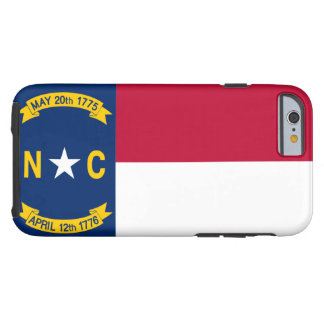 North Carolina Tough iPhone 6 Case
