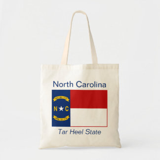 North Carolinian Flag Bag