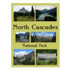 North Cascades Collage 1 Postcard