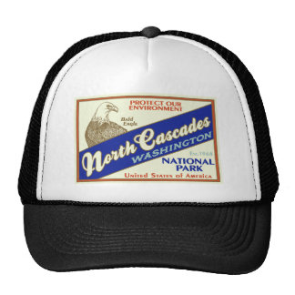 North Cascades National Park Eagle Hat