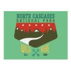 North Cascades National Park Postcard