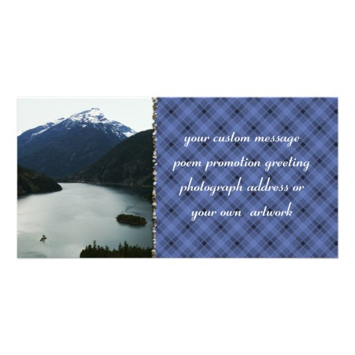 North Cascades Picture Card