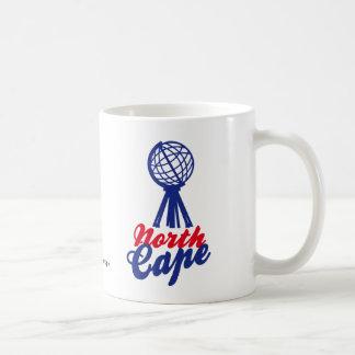 NORTH CASTRATES GLOBE SCULP. COFFEE MUG