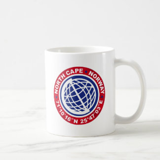 NORTH CASTRATES SPECIAL NORWAY COFFEE MUG